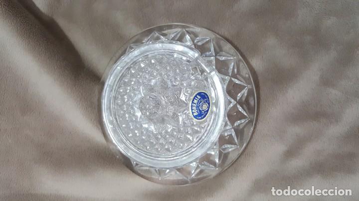 AZUCARERA DE BOHEMIA (Antigüedades - Cristal y Vidrio - Bohemia)
