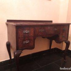 Antigüedades: MESA DE DESPACHO O DE TOCADOR. Lote 150844046
