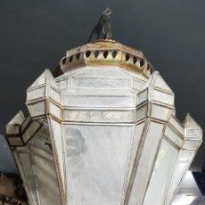 Antigüedades: FAROL GRANADINO S.XIX. Lote 159368884