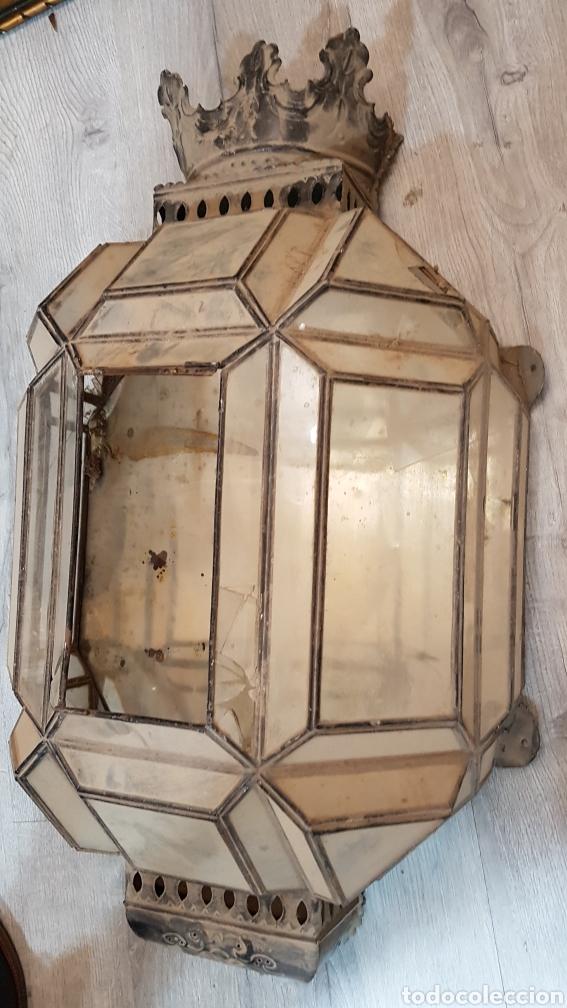 Antigüedades: Aplique granadino S.XIX - Foto 2 - 159369316