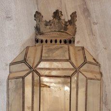 Antigüedades: APLIQUE GRANADINO S.XIX. Lote 159369316