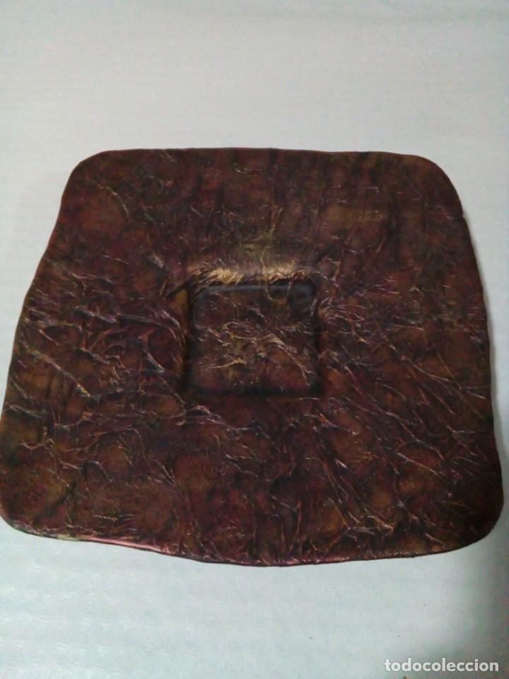 Antigüedades: BONITO PLATO-CENTRO DE MESA - Foto 3 - 159377162