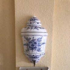 Antigüedades: AGUAMANIL ANTIGUO SIGLO XIX. Lote 159401596