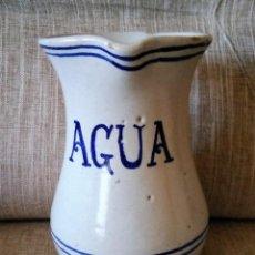 Antigüedades: ANTIGUA JARRA DE CERAMICA. Lote 159474074