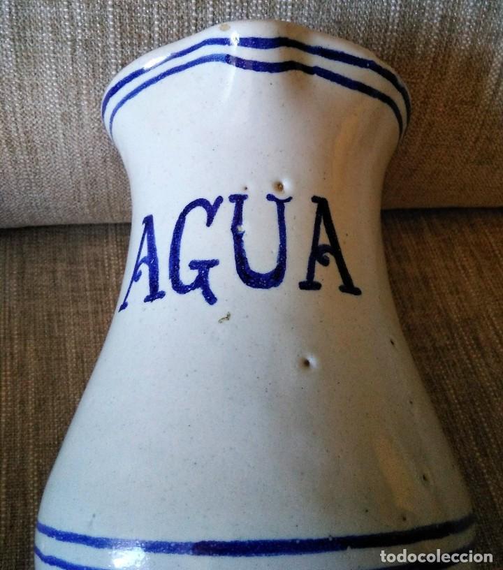 Antigüedades: ANTIGUA JARRA DE CERAMICA - Foto 6 - 159474074