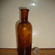 Antigüedades: (TC-162) PEQUEÑA BOTELLA FRASCO FARMACIA . Lote 159502006