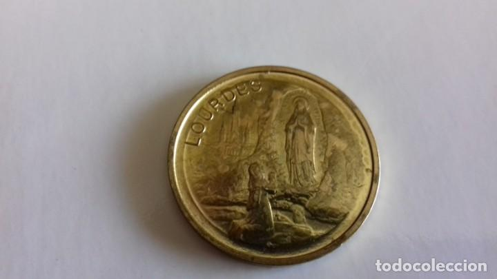 Antigüedades: Pack de moneda y medalla del Papa Juan Pablo II - Foto 7 - 159503266