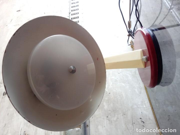 Antigüedades: Lampara roja fase - Foto 2 - 159580122