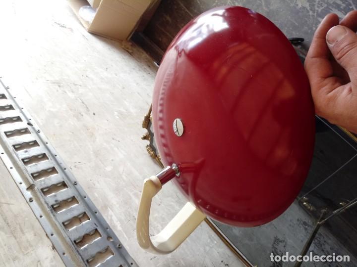 Antigüedades: Lampara roja fase - Foto 6 - 159580122