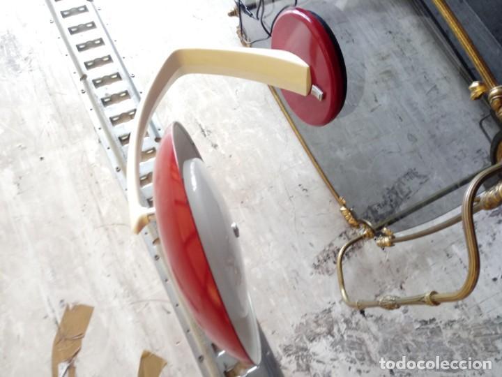 Antigüedades: Lampara roja fase - Foto 11 - 159580122