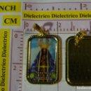 Antigüedades: MEDALLA MEDALLITA RELIGIOSA. DEVOCIONES DE LA VIRGEN EN EL MUNDO. BRASIL NTRA SRA APARECIDA. Lote 159588222