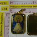 Antigüedades: MEDALLA MEDALLITA RELIGIOSA. DEVOCIONES DE LA VIRGEN EN EL MUNDO. ESPAÑA VIRGEN DEL PILAR. Lote 159588522