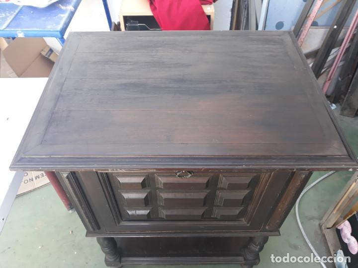 Antigüedades: mueble auxiliar - Foto 3 - 159633386
