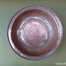 Antigüedades: ANTIGUA FUENTE DE COBRE. Lote 159672314