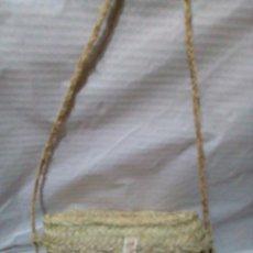 Antigüedades: CAPACHA DE ESPARTO -A ESTRENAR. Lote 159720962