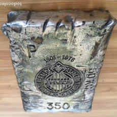 Antigüedades: ANTIGUO PISA PAPELES XIX. Lote 159737621