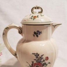 Antigüedades: CAFETERA DE VILLEROY & BOCH MODELO ALT STRASSBURG , ALEMANIA.. Lote 159808650