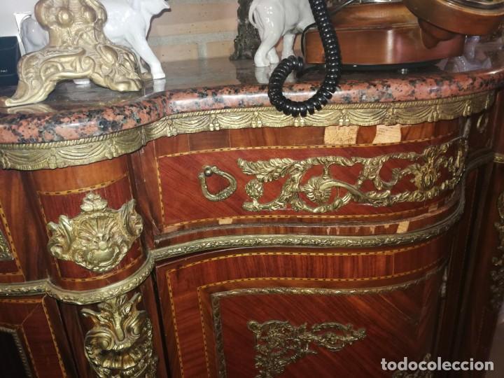 Antigüedades: APARADOR DE CAOBA - Foto 3 - 159810230