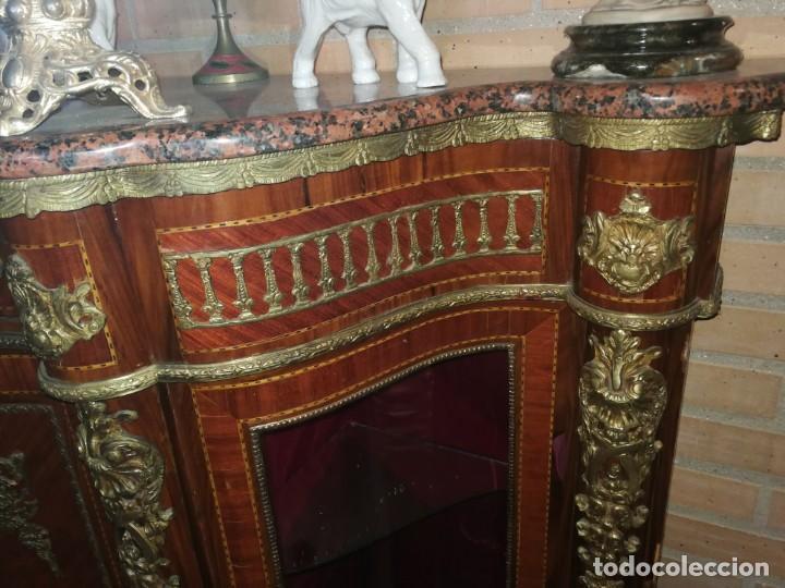 Antigüedades: APARADOR DE CAOBA - Foto 4 - 159810230