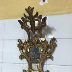 Antigüedades: CORNUCOPIA CON ESPEJO. Lote 159837965