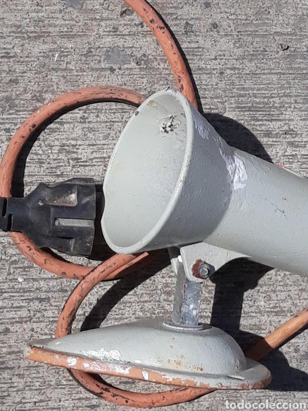 Antigüedades: Lampara industrial - Foto 2 - 159844586