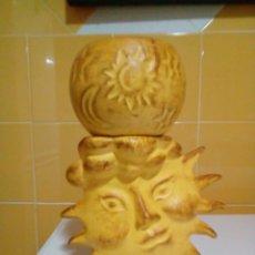 Antigüedades: BONITA DECORACION SOBRE MESA. Lote 159848374