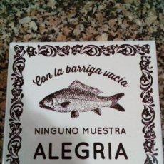 Antigüedades: TRES AZULEJOS DECORATIVOS PARA COLGAR . Lote 159848558