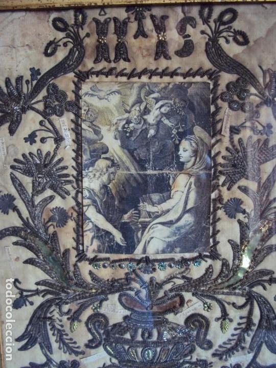 Antigüedades: (ANT-190469)ANTIGUO RELICARIO - 10 RELIQUIAS - Foto 2 - 159859178