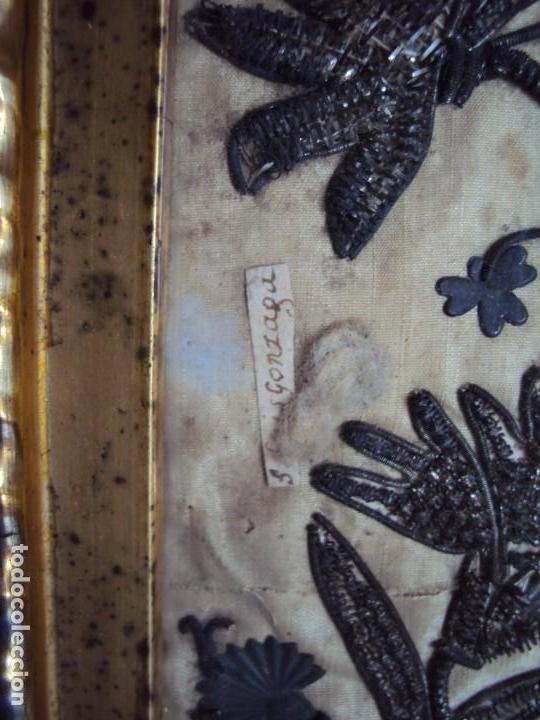 Antigüedades: (ANT-190469)ANTIGUO RELICARIO - 10 RELIQUIAS - Foto 4 - 159859178