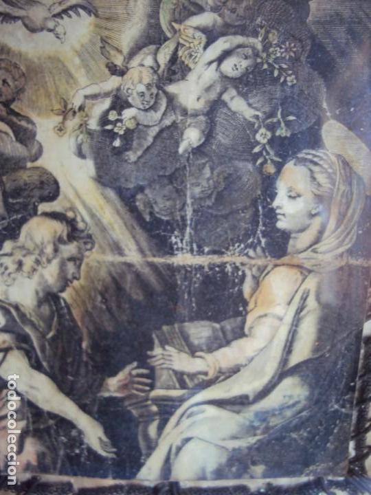 Antigüedades: (ANT-190469)ANTIGUO RELICARIO - 10 RELIQUIAS - Foto 6 - 159859178