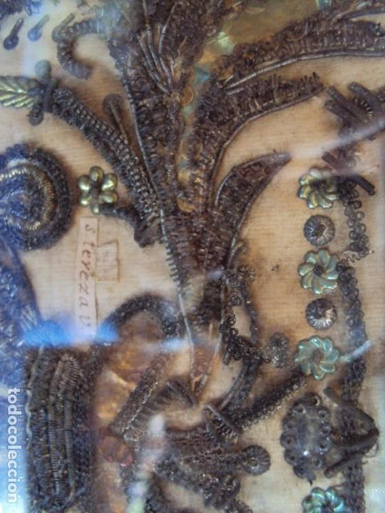 Antigüedades: (ANT-190469)ANTIGUO RELICARIO - 10 RELIQUIAS - Foto 9 - 159859178