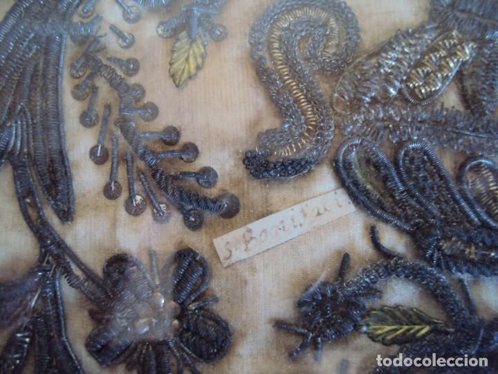 Antigüedades: (ANT-190469)ANTIGUO RELICARIO - 10 RELIQUIAS - Foto 11 - 159859178