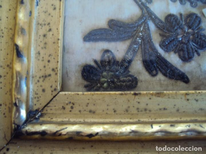 Antigüedades: (ANT-190469)ANTIGUO RELICARIO - 10 RELIQUIAS - Foto 14 - 159859178