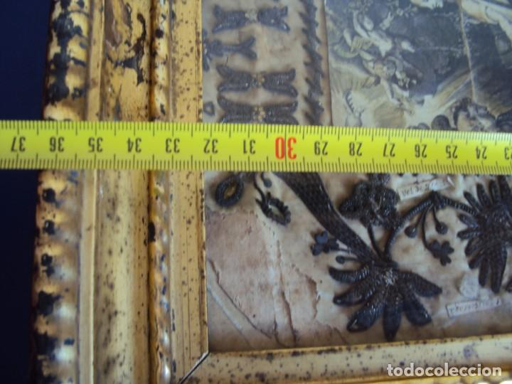 Antigüedades: (ANT-190469)ANTIGUO RELICARIO - 10 RELIQUIAS - Foto 18 - 159859178
