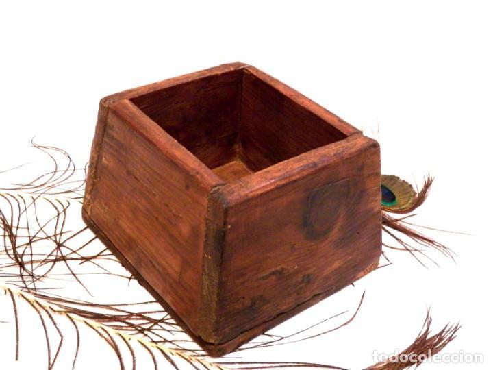 ANTIGUO CELEMÍN, MEDIDA GRANO, MEDIDA CEREALES (Antigüedades - Técnicas - Rústicas - Agricultura)
