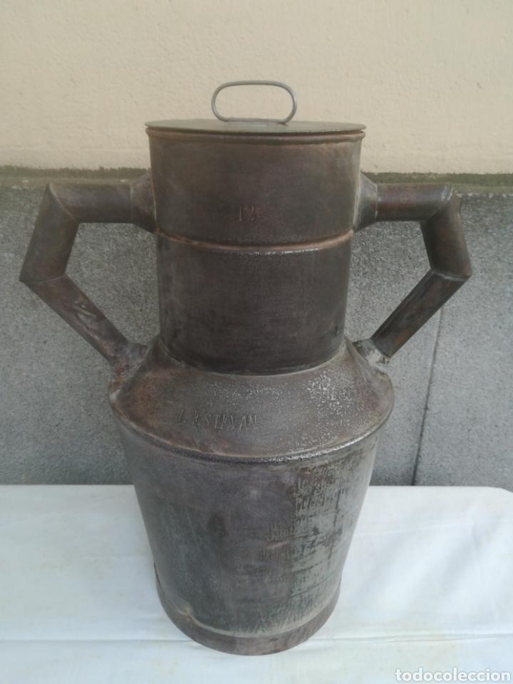 ACEITERA (Antigüedades - Técnicas - Rústicas - Agricultura)
