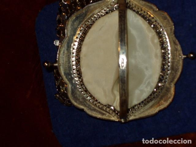 Antigüedades: MONEDERO DE MALLA 2 COMPARTIMENTOS,SIN USO. - Foto 6 - 159900542