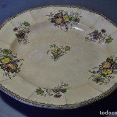 Antigüedades: PLATO DE SARGADELOS ( TERCERA ÉPOCA 1845 – 1862 ) . Lote 159901466