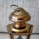 Antigüedades: ANTIGUO Y PRECIOSO FAROL. Lote 159927082
