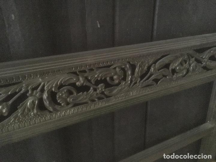 Antigüedades: CAMA DE METAL - Foto 3 - 159960774