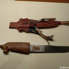 Antigüedades: MACHETE DE CAMPO PERUANO. Lote 159990960