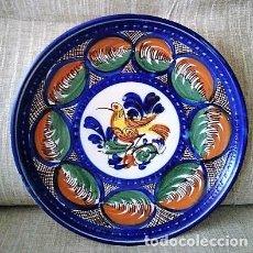 Antigüedades: ANTIGUO PLATO CERAMICA TALAVERA. Lote 160031318