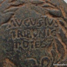 Antigüedades: MONEDA AVGVSTVS DE TIERRA SANTA. Lote 159663457