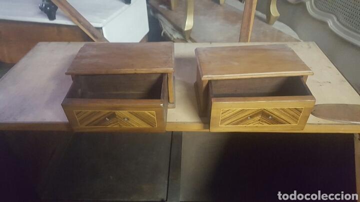 Antigüedades: Tocador antiguo vintage - Foto 2 - 142185882