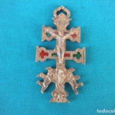 Antigüedades: CRUZ DE CARAVACA. Lote 160060350