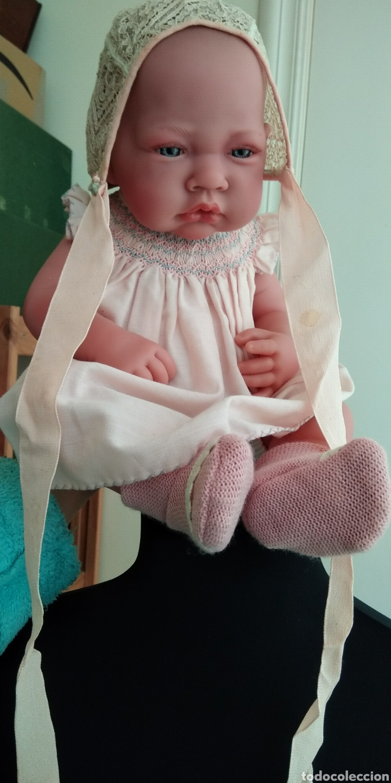 Antigüedades: Antiguo gorro para bebe - Foto 4 - 160085806