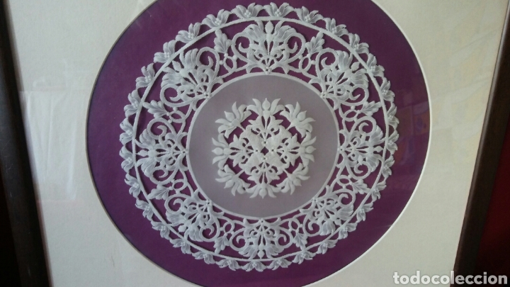 Antigüedades: Cuadro decorativo - Foto 3 - 160096722