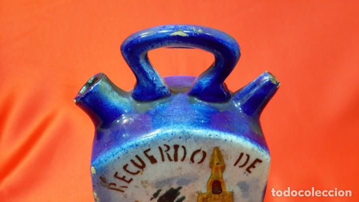 Antigüedades: BARRO LEVANTINO. CANTARILLO MODERNISTA. - Foto 4 - 160109450