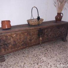 Antigüedades: ARCA SIGLO XVII. Lote 160156786