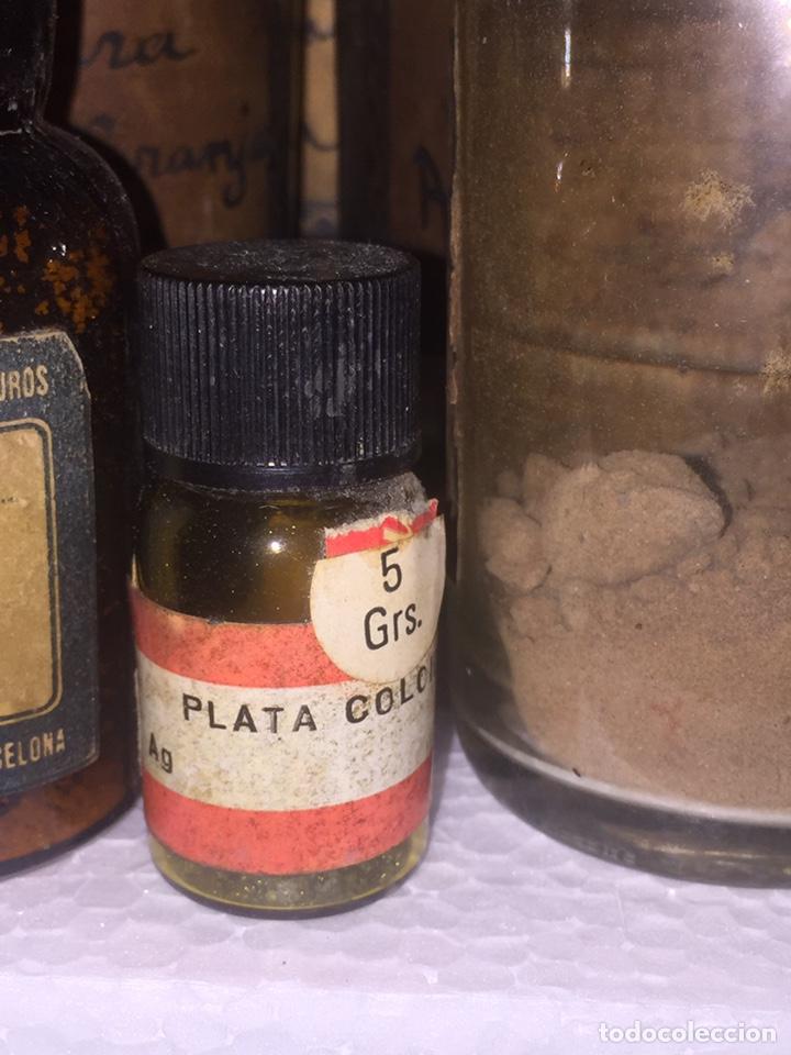 Antigüedades: Colección antiguas 68 botellas de laboratorio - Foto 6 - 160184764